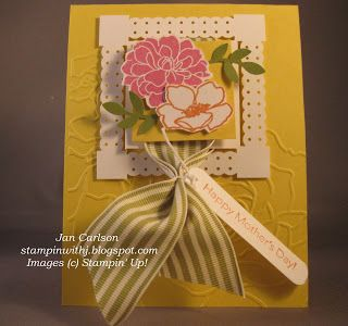 Stampin With Jan