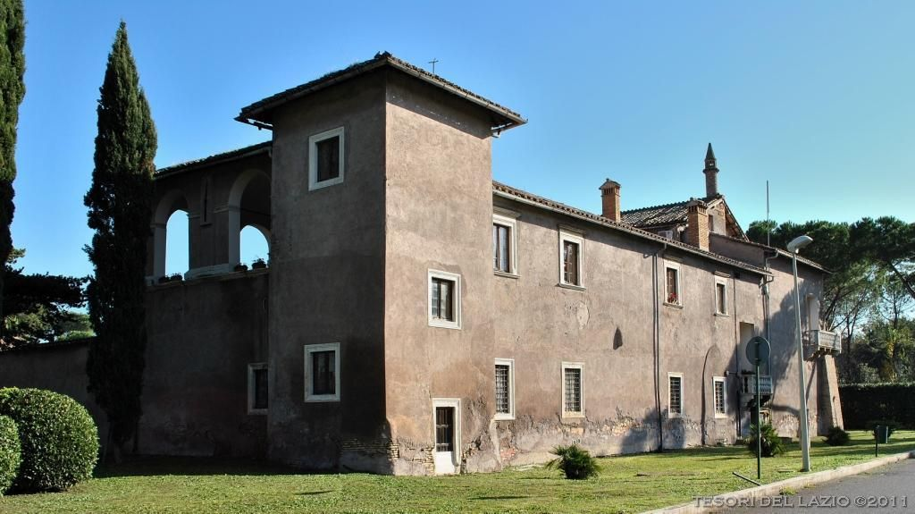 Italian Villas: Villa Papale alla Magliana, Roma, Italy ...