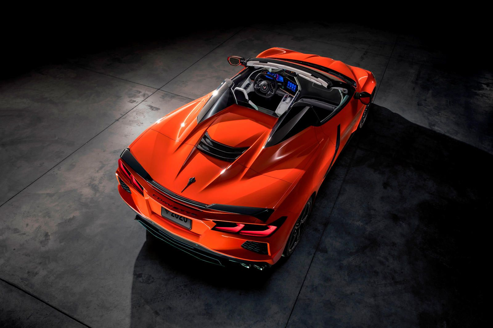 Finally 2021 Chevrolet Corvette Convertible Production Begins It Ll Be Worth The Wait Chevrolet Corvette Stingray Corvette Stingray Chevrolet Corvette
