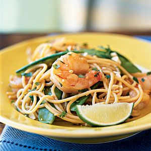 Superfast Shrimp | Shrimp Pad Thai | CookingLight.com