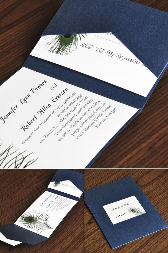 Cheap Peacock Wedding Invitations Online At Elegantweddinginvites.com
