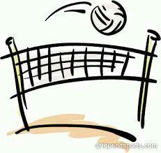 cute volleyball clipart volleyball pinterest volleyball rh pinterest com