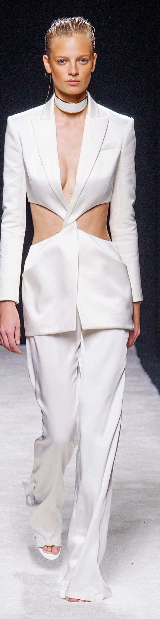 Balmain Collection Spring 2015 by J.Mitchell