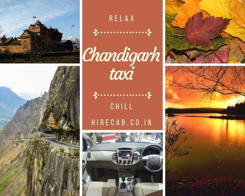 Chandigarh Taxi for drops,Tour, Delhi Oneway or Round