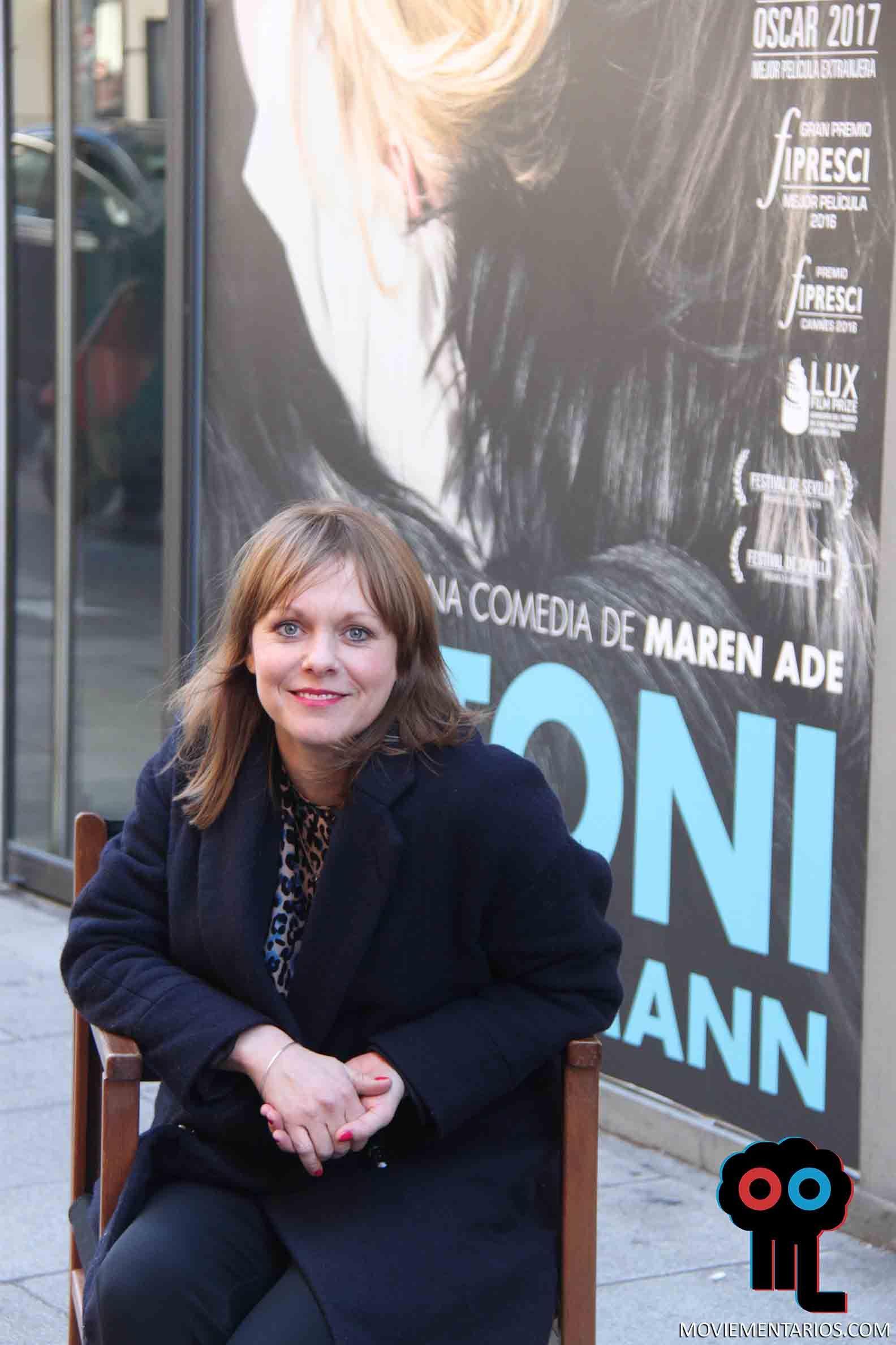 Fragen an Maren Ade, Gewinnerin des Europäischen Filmpreises