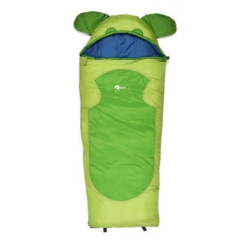 Cubs Sleeping Bag - Green