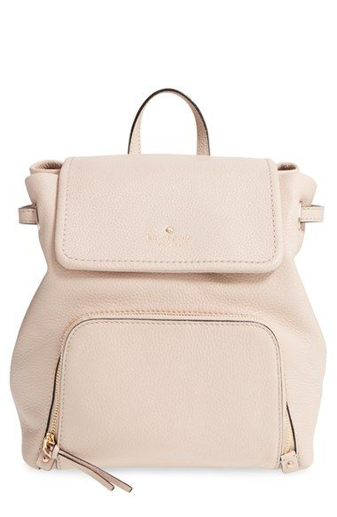 875d1d6a52357 KATE SPADE NEW YORK  Cobble Hill - Charley  Backpack.  katespadenewyork   bags  leather  lining  backpacks
