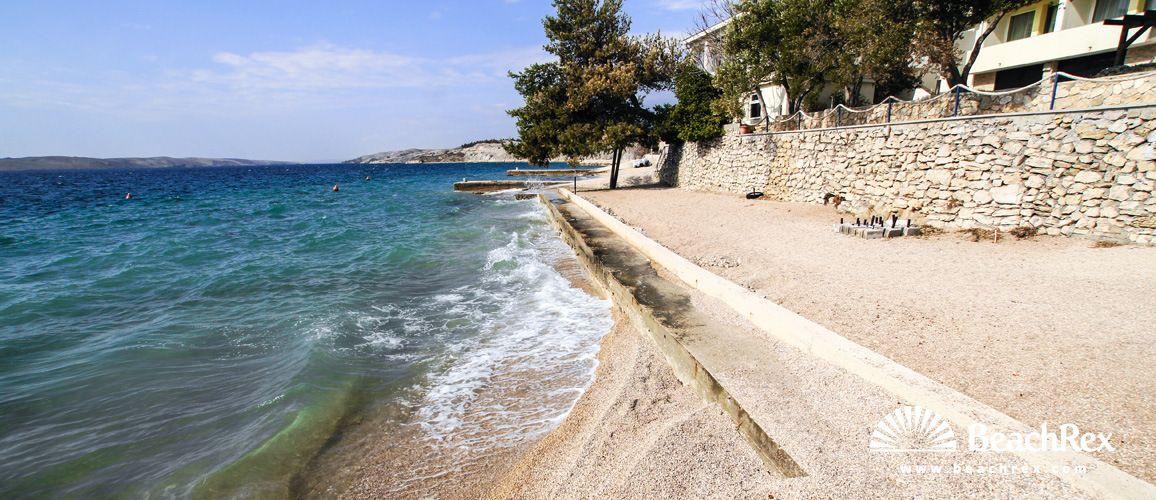 Beach Miletići - Rtina - Dalmatia - Zadar - Croatia