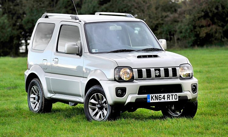 cars you cant own in united states Suzuki Jimny