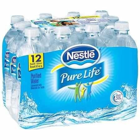 $1 00 off TWO (2) Nestle Pure Life Purified Water Printable