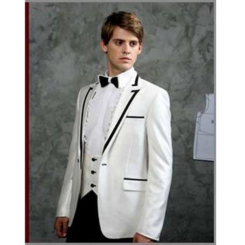 Antique White Prom Tuxedos