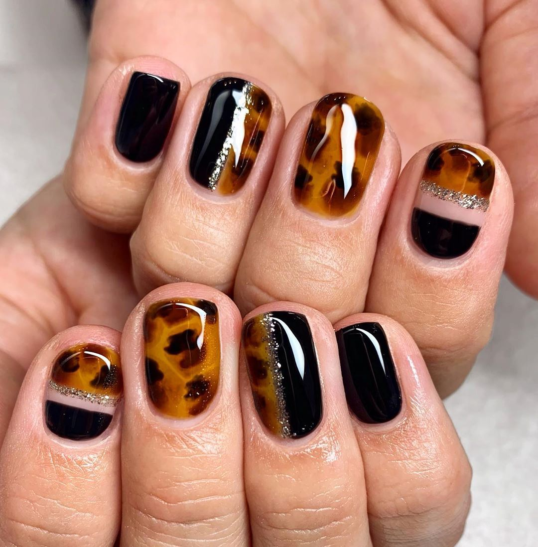 Nail Trends Halloween 2020 Trend Alert: These Are the Top 5 Pinterest Nail Trends For 2020 in