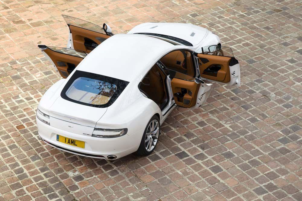 The New Aston Martin Rapide S アストンマーチン マセラティ ブガッティ