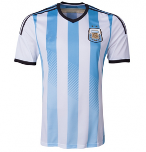 061aebd6d42 Argentina national team 2014 Home Soccer Jersey  1402291600