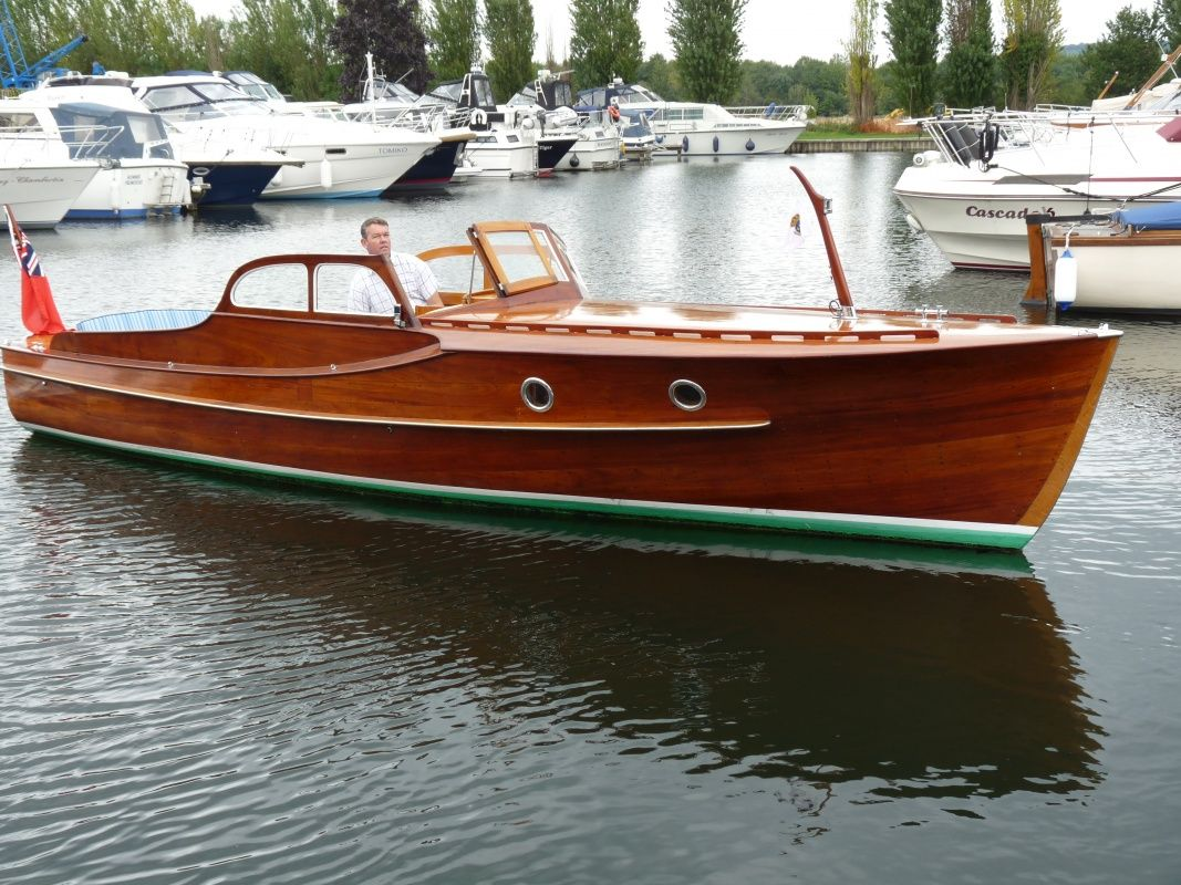 petterson coastal cruiser archipelago smuggler launch classic driver market woodenboats. Black Bedroom Furniture Sets. Home Design Ideas