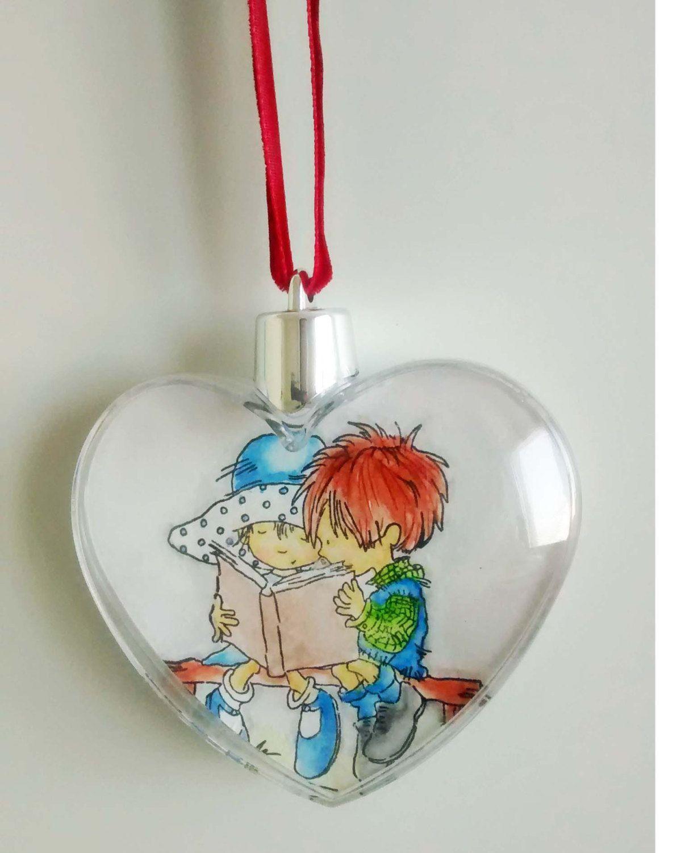 Valentine decoration, boyfriend love gift, girlfriend Valentine ...