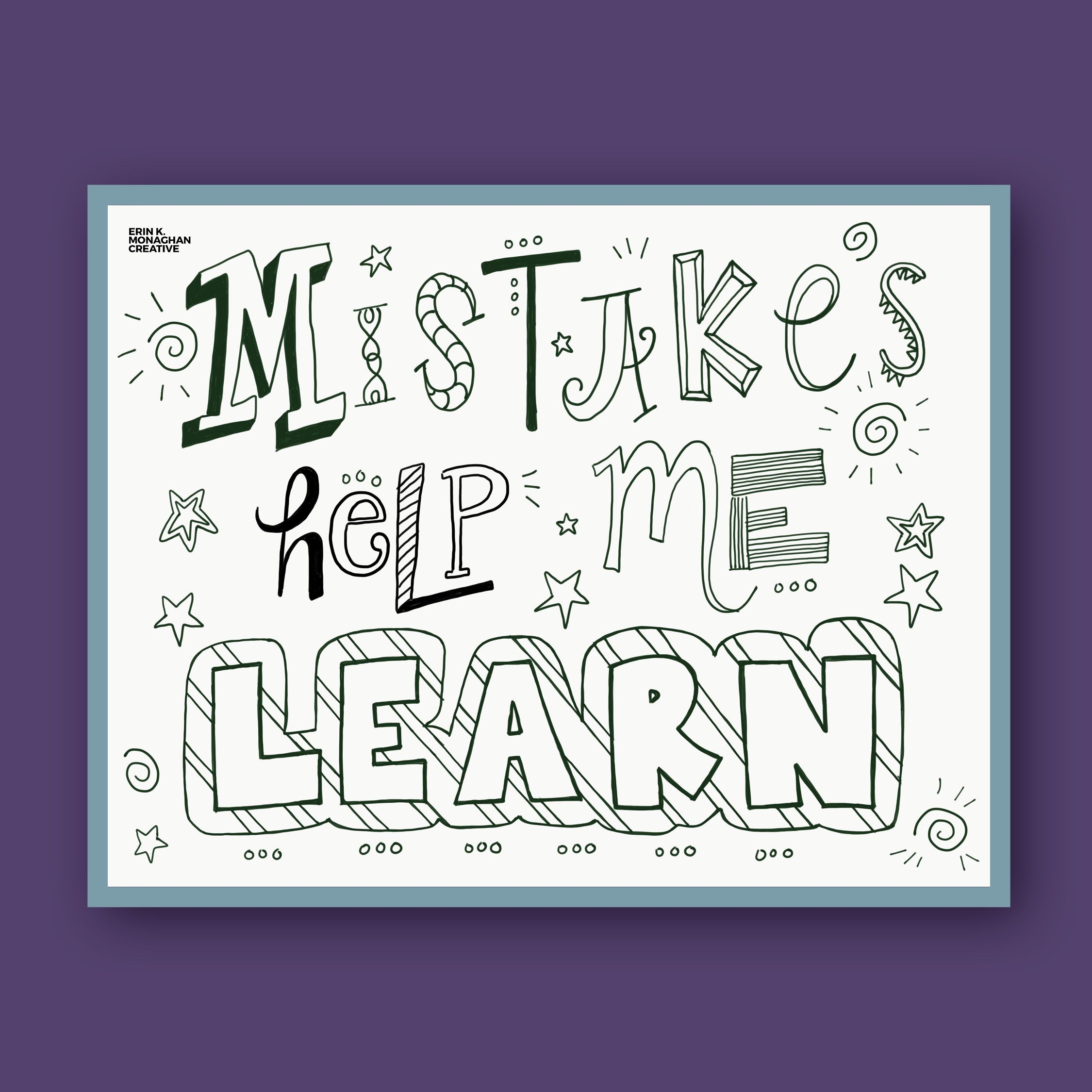 FREE! Growth Mindset Coloring Pages now available to download and ...