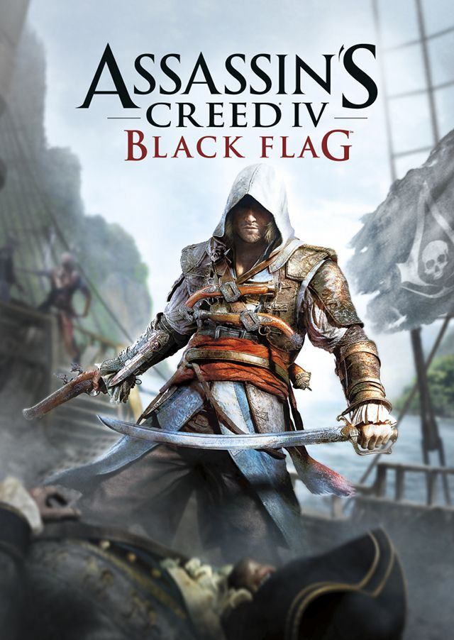 Assassin S Creed Iv Black Flag Ps3 Xbox 360 Pc Or Wii U For 29 99 Assassins Creed Black Flag Assassins Creed Game Assassin S Creed Black