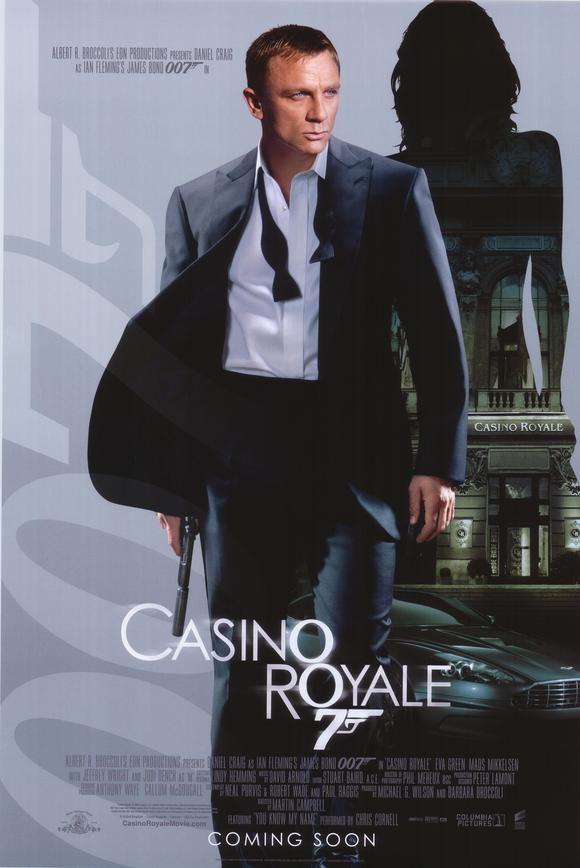 Movies Similar To Casino Royale