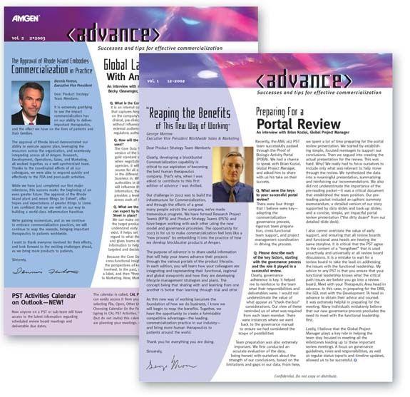 Newsletters by Malia McGrath, via Behance | layout | Pinterest ...