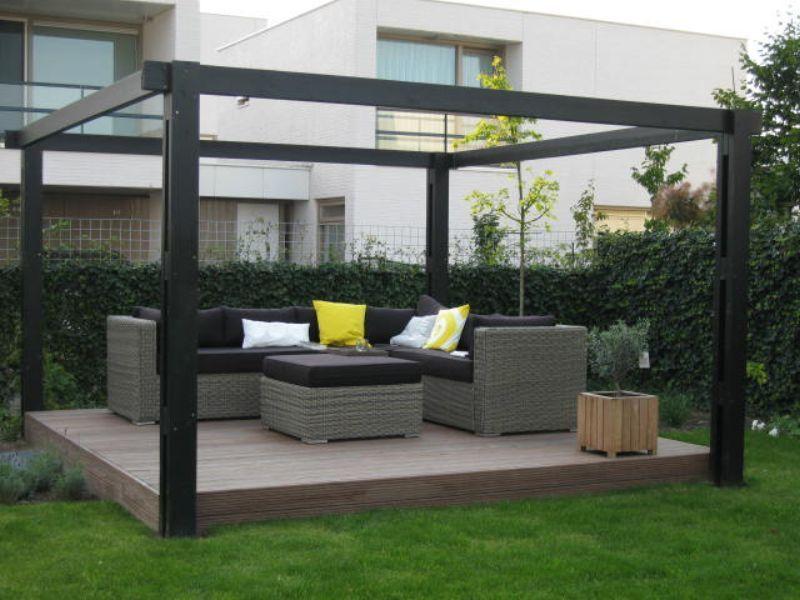 Hoveniersbedrijf Eindhoven Helmond Roland van Boxmeer Garden - sombras para patios