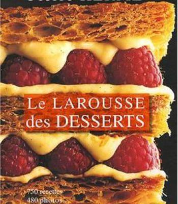 Le larousse des desserts pdf cookbooks pinterest le larousse des desserts pdf forumfinder Gallery