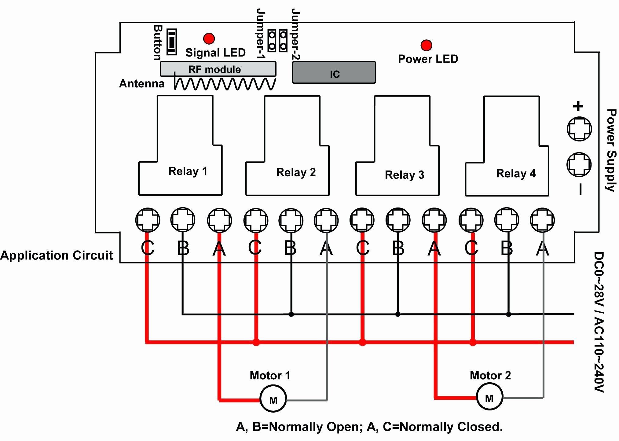 Unique Wiring Diagram Electric Gates  Diagram