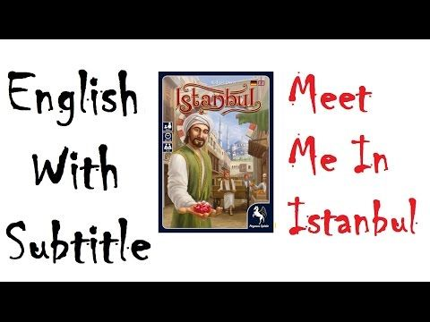 Learn English Through Stories ( Level 2 ) : Meet me in Istanbul (Subtitled ) - YouTube