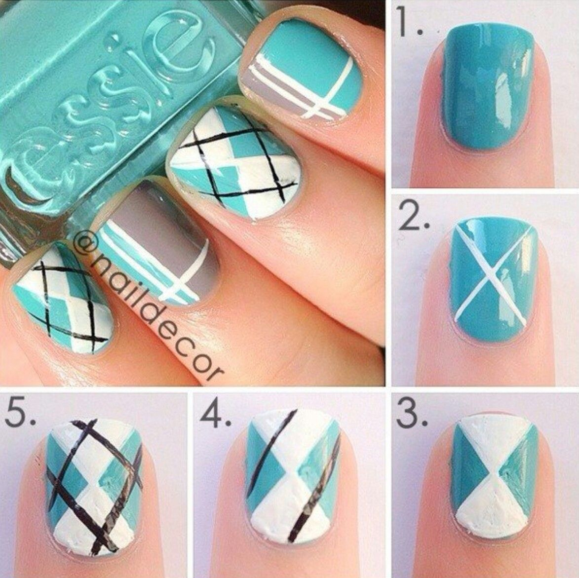 Pin by katie l on nail designs pinterest