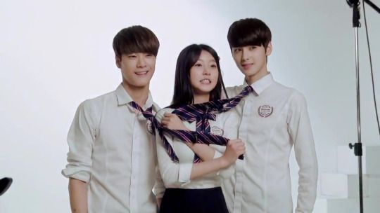 Moon Bin e EunWoo - To be Continued Photoshoot | Astro in