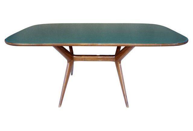 Midcentury Italian  Vittorio Dassi Table