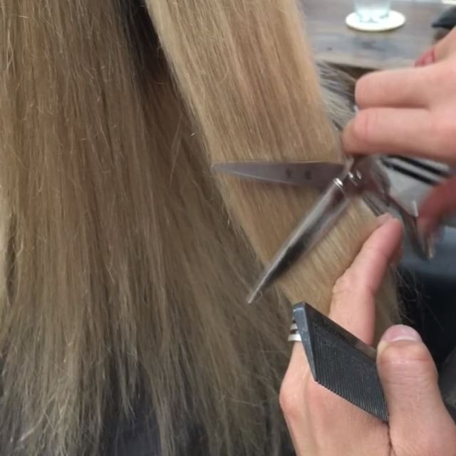 how to avoid split ends in hair
