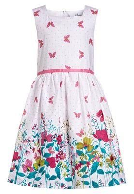 Auf dieser bunten Blumenwiese ist eine Menge los. happy girls Freizeitkleid - multicolor für 39,95 € (10.05.16) versandkostenfrei bei Zalando bestellen.