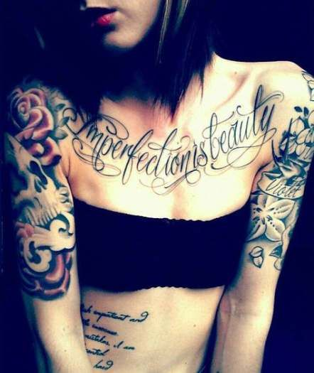 15 ideas tattoo quotes chest beautiful for 2019 #tattoo #quotes