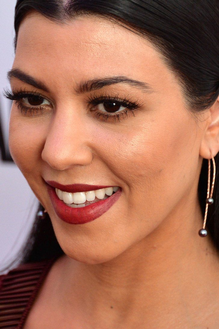 This Is the Mascara Kourtney Kardashian Has Been Wearing ...
