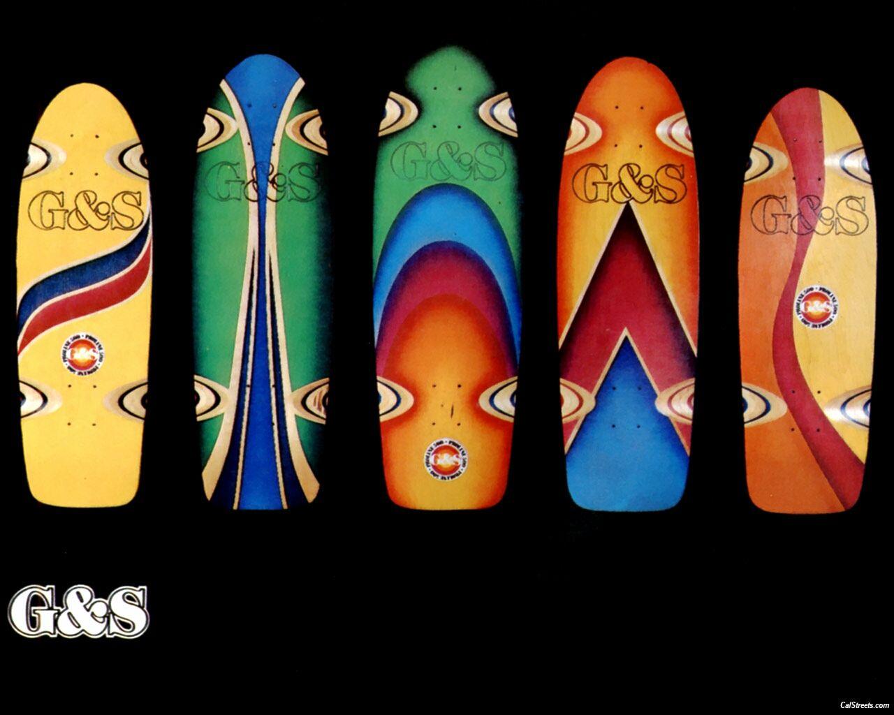 Http Calstreets Com Images Stories Wallpapers 1280x1024 Ricktetz Gordon S Jpg Vintage Skateboards Skate Surf Skateboard