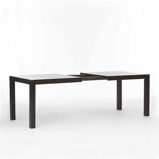 Parsons Expandable Dining Table West Elm Furniture