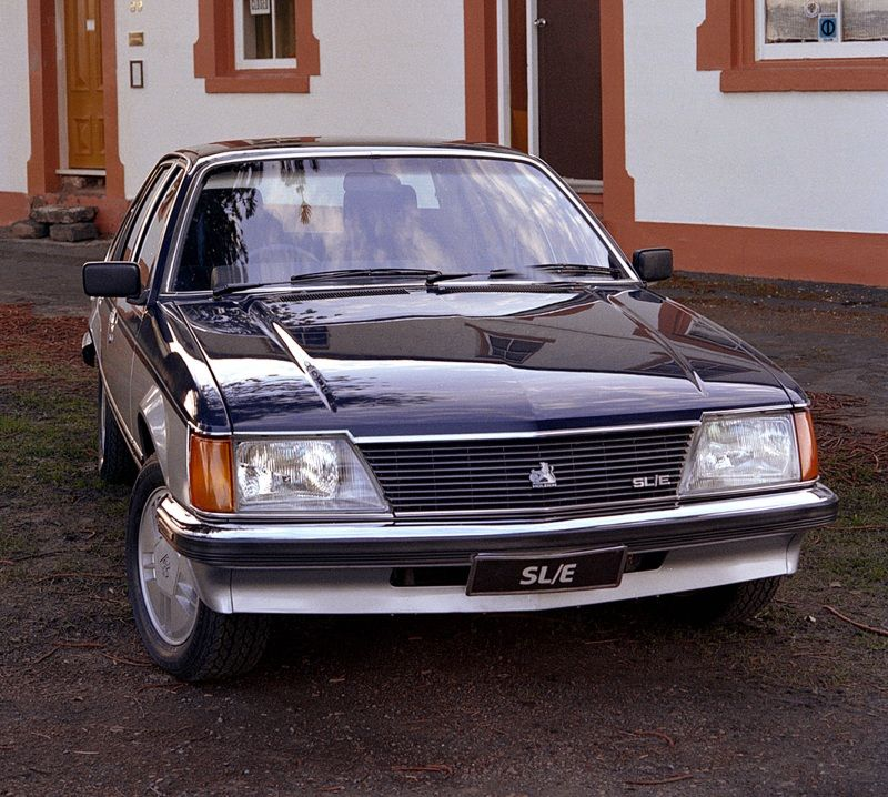 Holden Commodore, Holden