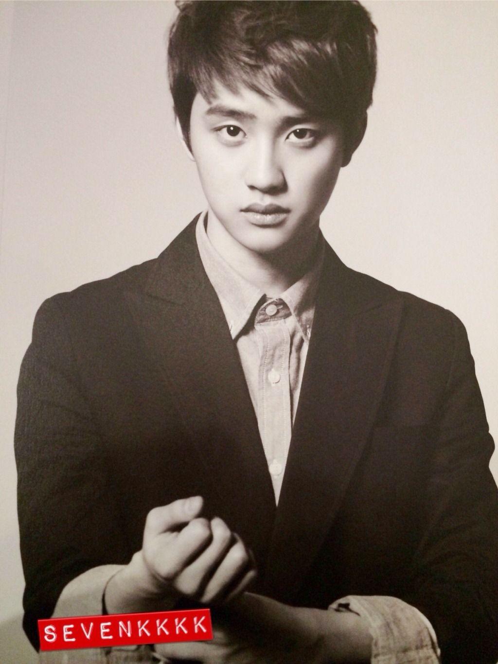 Kyung-soo 경수 (D.O. 디오) from EXO 엑소