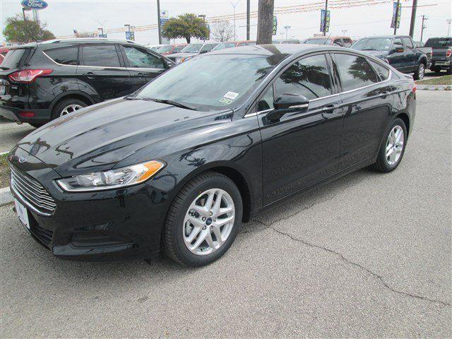 2014 Ford Fusion Dark Side Metallic For Sale In San Antonio Tx