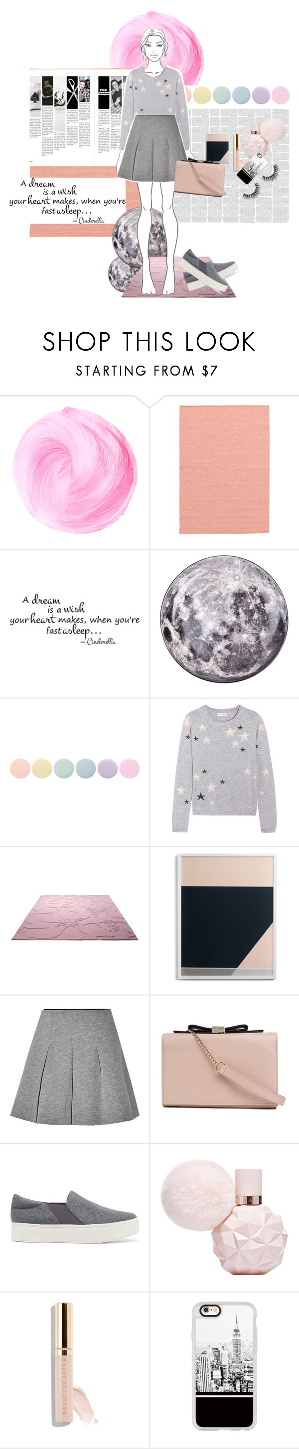 """""""Untitled #89"""" by debysilviaa on Polyvore featuring Seletti, Deborah Lippmann, Chinti and Parker, ESPRIT, Louise Gray, T By Alexander Wang, See by Chloé, Vince, Beautycounter and Casetify"""