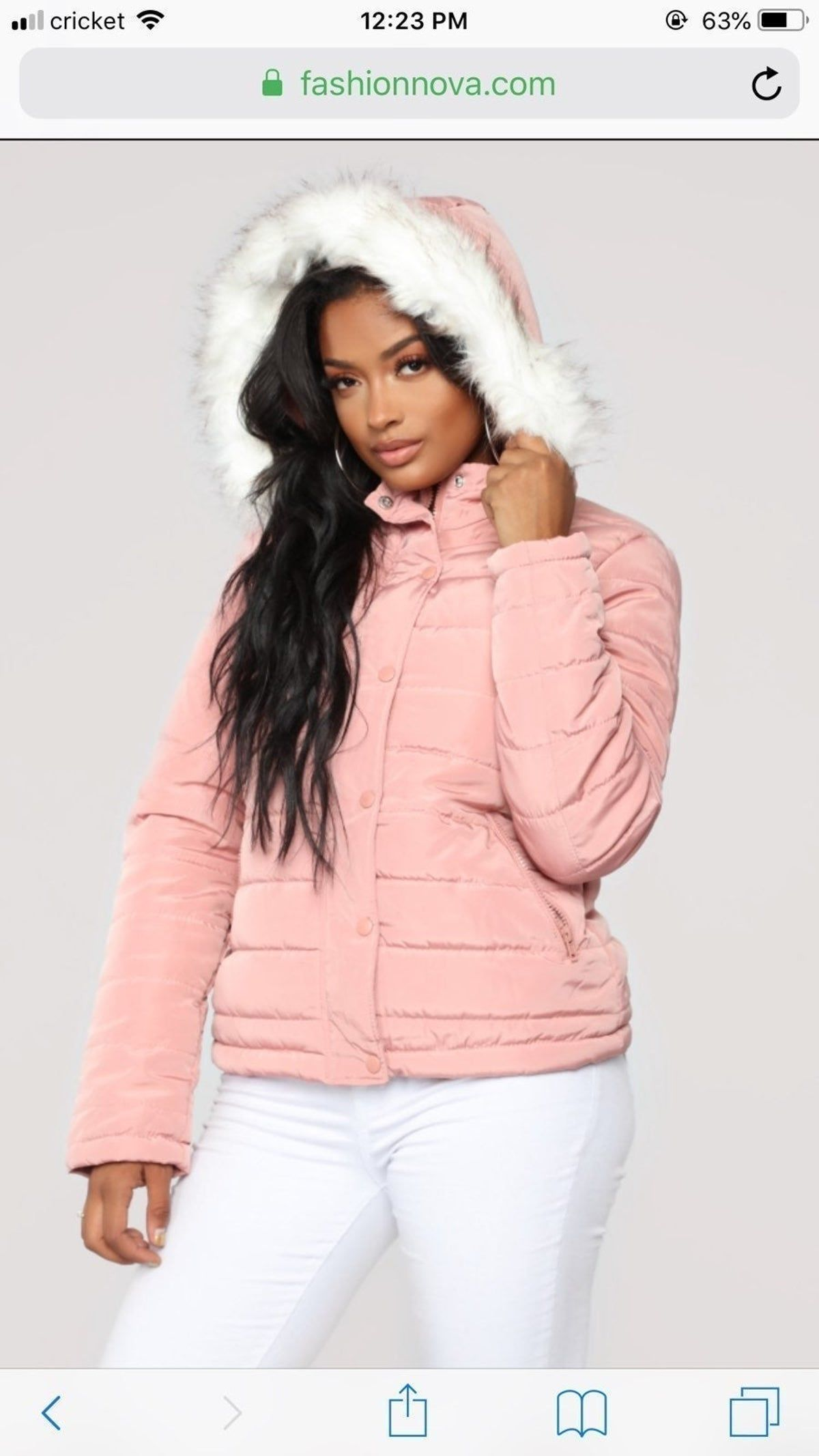 Pin By Jennifer Wingo On Outfit Ideas Puffer Coat Outfit Pink Puffer Coat Fashion [ 2133 x 1200 Pixel ]