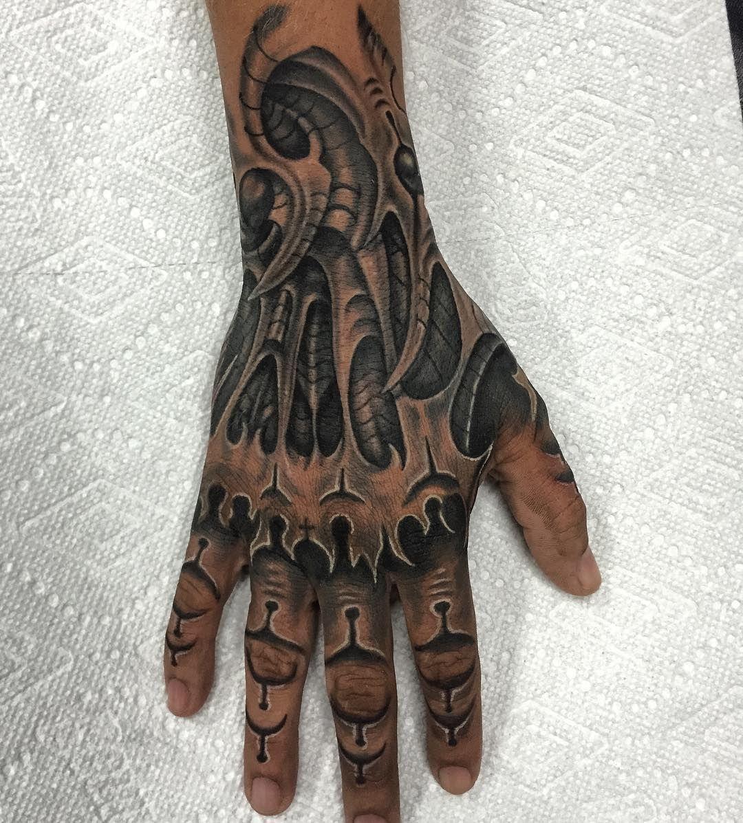 Biomechanical Tattoo 77 Biomechanical Tattoo Tattoo Design For Hand Biomechanical Tattoo Design