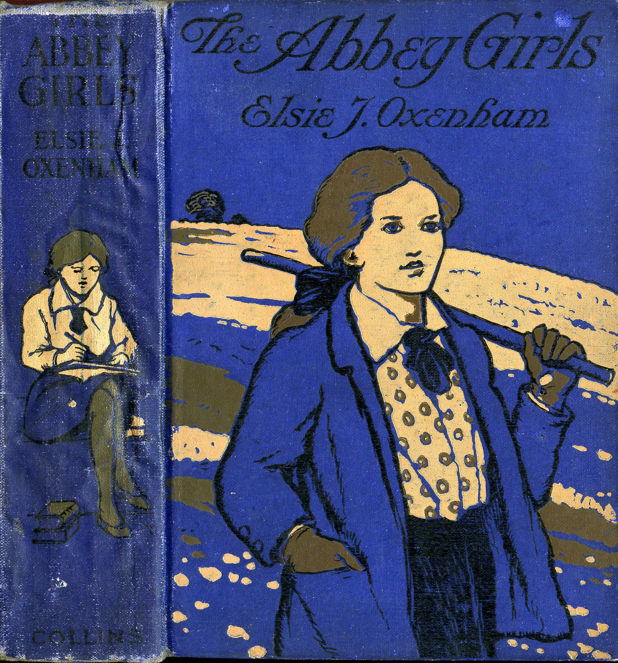 Abbey Girls cover