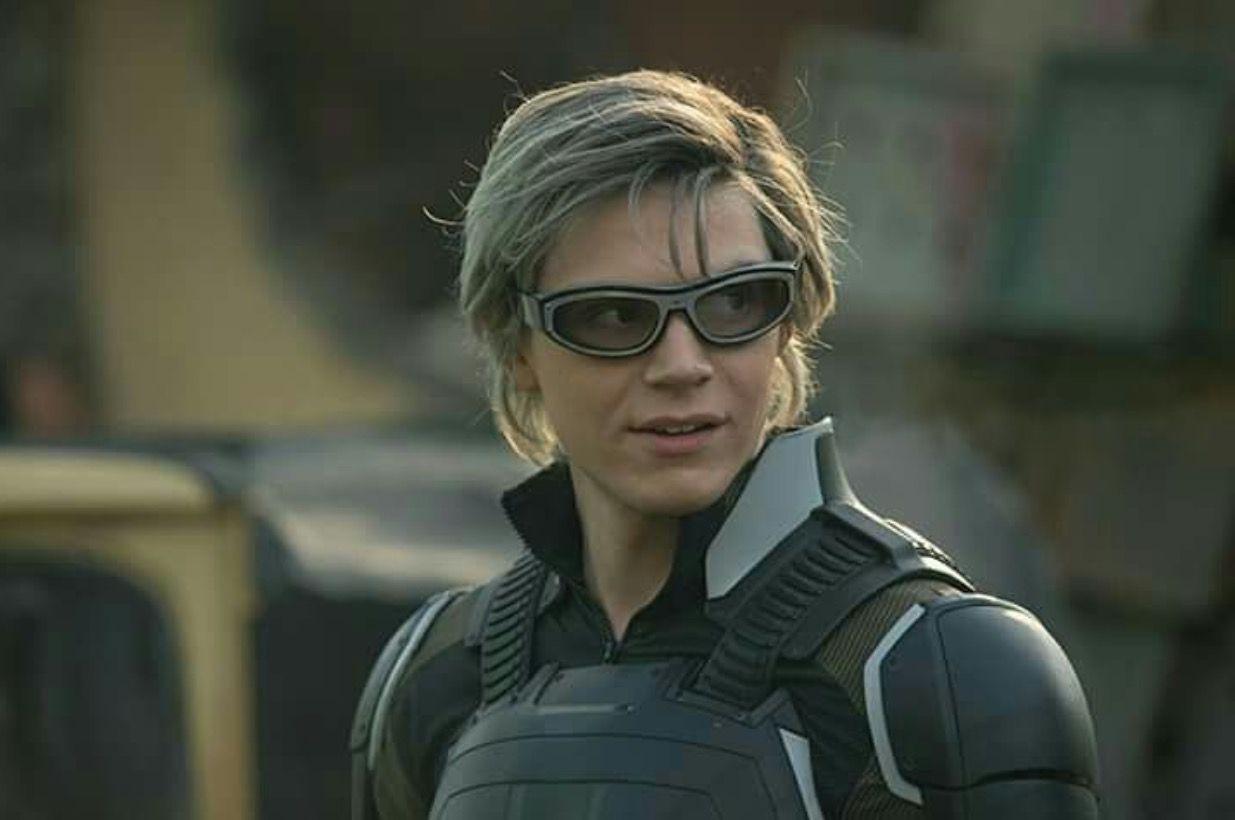 Evan Peters as Quicksilver - X-men : Apocalypse | (With images ...
