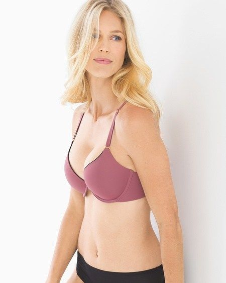 f383fd5799cd0 Soma Memorable Push Up Bra With Piping