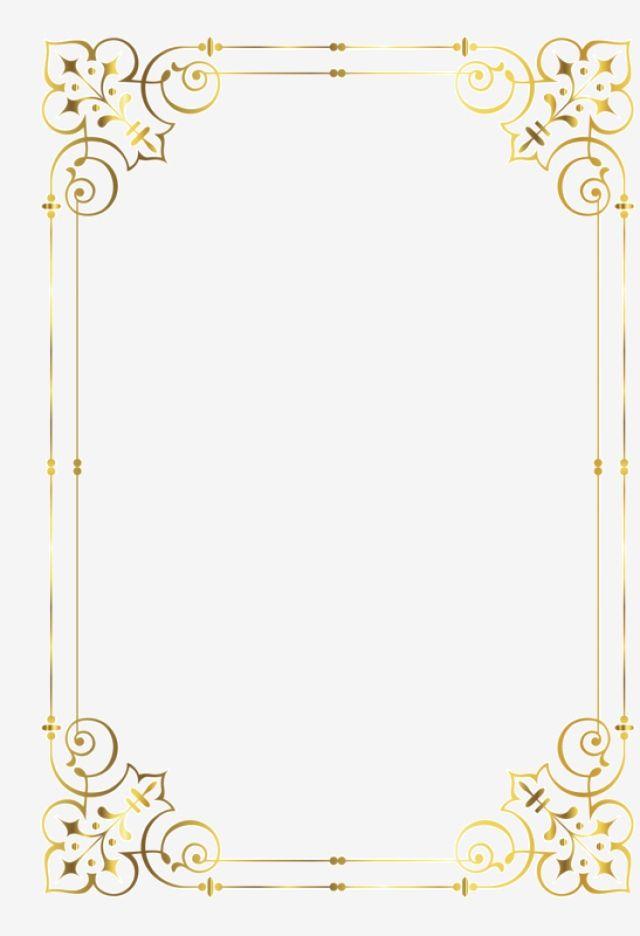 Goldrahmen Rahmen Clipart Golden Rahmen Png Und Psd Datei Zum Kostenlosen Download Briefpapier Zum Ausdrucken Papierrahmen Briefpapier Vorlage