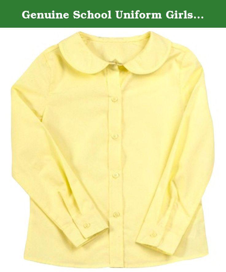 Yellow uniform dress.