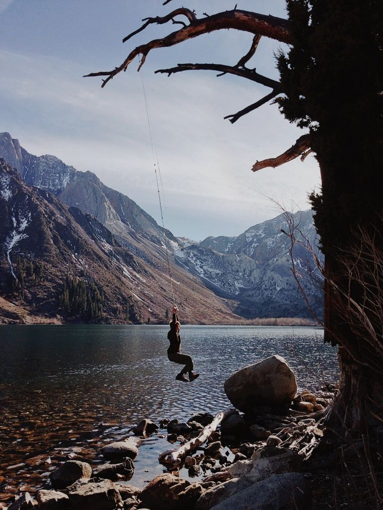 Convict lake mammoth lakes ca with images mammoth