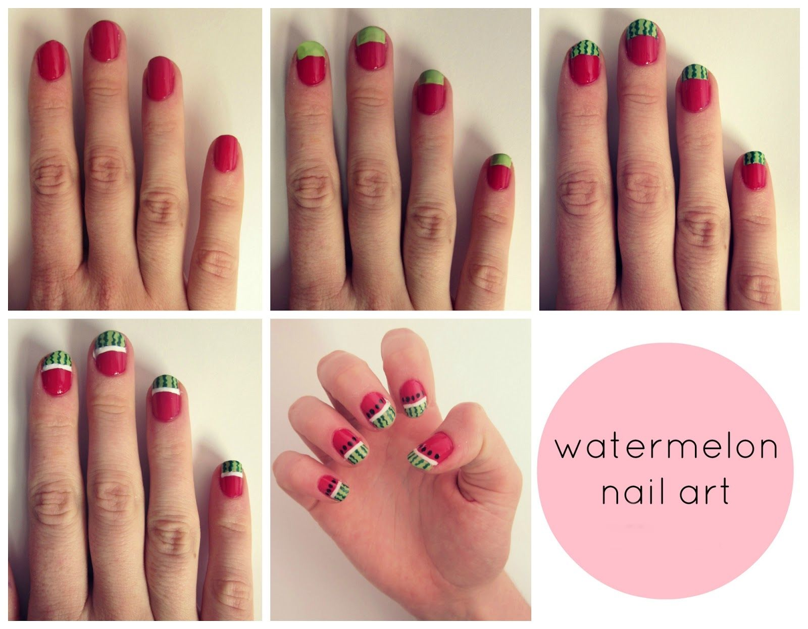 Effortless Nail Art Styles For Newcomers – Stage By Stage ...
